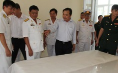 Thành lập Trung tâm An điều dưỡng tàu ngầm