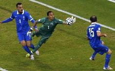 Thủ môn Costa Rica đạt điểm số cao kỷ lục của Goal.com