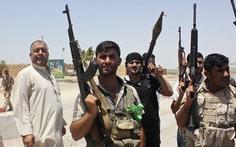 Iraq rất gần nguy cơ chia năm xẻ bảy