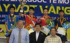 Đội nữ hạng 3 thế giới Hồng Kông dự Giải bóng bàn Cây vợt vàng 2014