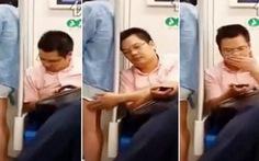 Trung Quốc: Bị khai trừ đảng vì sàm sỡ trên tàu điện ngầm