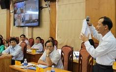 Họp HĐND TP Hà Nội: Không đồng ý đề xuất bán thêm biệt thự