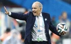 Sau trận chung kết với Đức, HLV Sabella sẽ chia tay tuyển Argentina