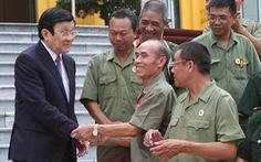 Chính nghĩa thuộc về Việt Nam