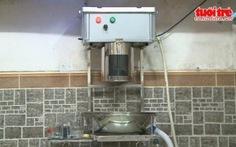 Chuyển động số 135: Máy rửa ly ưu việt của người nghệ sĩ đa năng