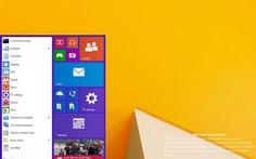 Windows 9 hồi sinh trình đơn Start