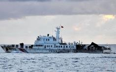 20g tối 16-7, giàn khoan Hải Dương 981 cách đảo Lý Sơn 110 hải lý