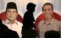 Bầu cử Tổng thống Indonesia: Trận đấu thế hệ