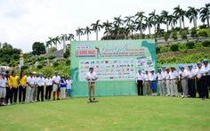 """Khai mạc giải golf gây quỹ """"Tiếp sức đến trường"""" 2014"""