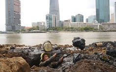 Mót sắt giữa Sài Gòn