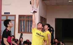 Vui khỏe cùng cheerleading