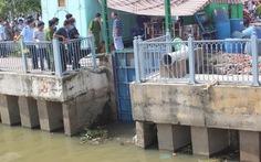 Phát hiện xác nam thanh niên trên kênh Nhiêu Lộc - Thị Nghè