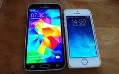 LG ghi điểm, Samsung lo, Apple hài lòng