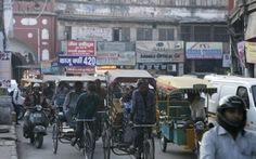 Dạo chơi chợ Chandni Chowk sắc màu nhất thế giới