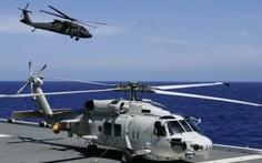No mắt với tập trận hải quân lớn nhất thế giới 22 nước