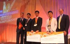 Việt Nam giành 2 HCĐ tại đấu trường quốc tế MOSWC