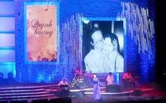 Đêm nhạc Khánh Ly: thỏa thuận bản quyền ca khúc giờ chót