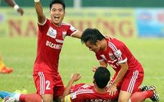 Cuộc đua chức vô địch V-League Eximbank 2014: Trông về Long An và Đà Nẵng