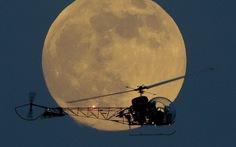 """11-8 đón xem """"siêu trăng"""" gần nhất"""