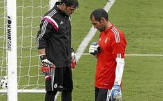 Real Madrid đau đầu vì có nhiều thủ môn giỏi