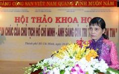 Hội thảo về Di chúc Chủ tịch Hồ Chí Minh