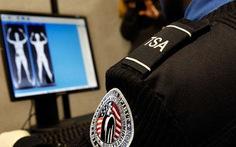 Máy quét an ninh ở Mỹ dễ bị đánh lừa?