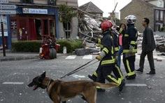 Nổ ở ngoại ô Paris, 6 người chết