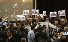 Trung Quốc: Anh đã can thiệp nội bộ Hong Kong