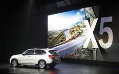 Lợi nhuận BMW tăng mạnh nhờ X5
