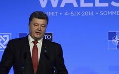 Tổng thống Ukraine cam kết chấm dứt chiến tranh