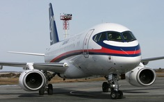 Nga sẽ giao máy bay Sukhoi Superjet 100 cho VN