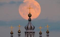 Ngắm siêu trăng mùa trung thu