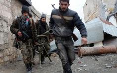 Saudi Arabia cho đặt trại huấn luyện quân nổi dậy Syria