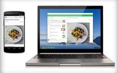 Một ngày công nghệ:ứng dụng Androidchạy vớiChrome OS