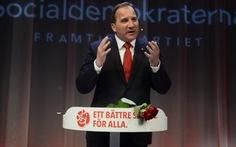 Người thợ hàn Thụy Điển có thể thành thủ tướng