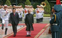 Nâng kim ngạch giao thương Việt - Ấn lên 15 tỉ USD
