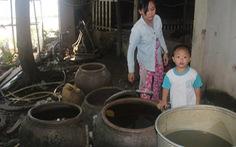 Nhiều hộ dân TP.HCM phải dùng nước sông