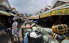 Dỡ chợ Tân Bình xây chợ 6 tầng