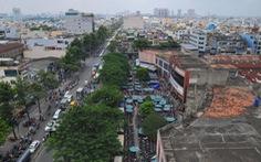 Xây chợ Tân Bình, tiểu thương lo lắng