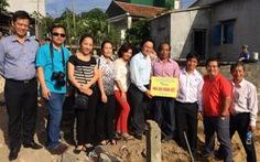 600 triệu đồng xây dựng 20 ngôi nhà cho ngư dân nghèo Quảng Ngãi