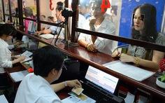 Cấp đổi giấy phép lái xe qua mạng từ tháng 12