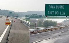 Cao tốc Nội Bài - Lào Cai:Mới thông xe đã lún nứt