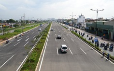 Thông xe thêm 1,4km trên đường Phạm Văn Đồng