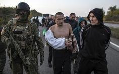 """Nga khởi tố """"tội ác diệt chủng"""" ở miền đông Ukraine"""