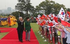 Đẩy mạnh quan hệ đối tác chiến lược Việt Nam - Hàn Quốc