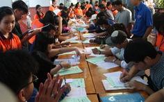 Côngbố dự thảo đề án tuyển sinh riêng các trường ĐH, CĐ