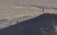 Phiến quân IS tiến vào sát biên giới Thổ Nhĩ Kỳ