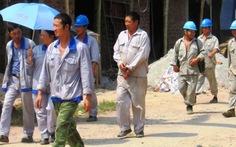 """Gần 3.000 người nước ngoài làm việc """"chui"""" tại Vũng Áng"""