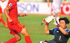 U-19 Trung Quốc may mắn cầm chân Việt Nam