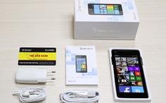 Đánh giá Q-Smart Dream W473 - Windows Phone 8.1, mỏng 7,2mm